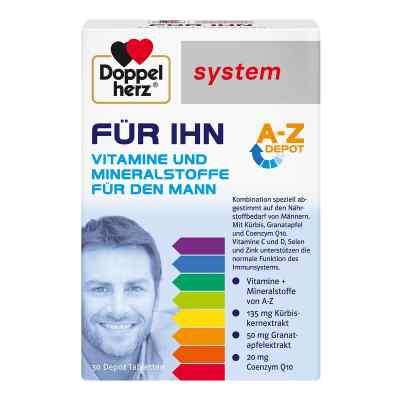 Doppelherz System Dla Niego tabletki  zamów na apo-discounter.pl