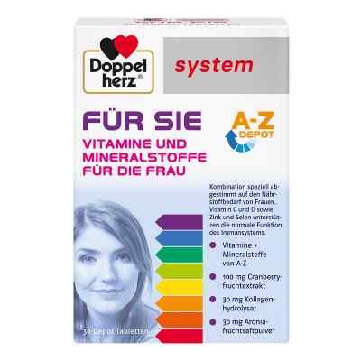 Doppelherz System Dla Niej tabletki  zamów na apo-discounter.pl