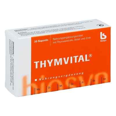 Thymvital Kapseln  zamów na apo-discounter.pl