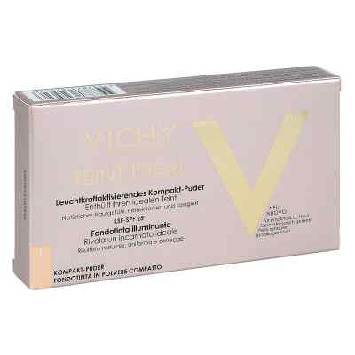 Vichy Teint Ideal puder kompaktowy nr 1 - kolor jasny