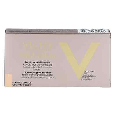 Vichy Teint Ideal puder kompaktowy nr 1 - kolor jasny  zamów na apo-discounter.pl