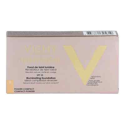 Vichy Teint Ideal puder kompaktowy nr 2 - kolor pośredni   zamów na apo-discounter.pl