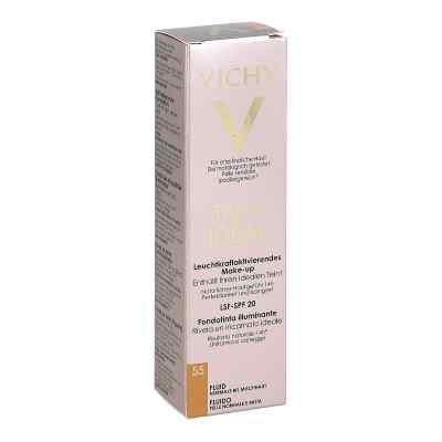 Vichy Teint Ideal podkład 55 skóra normalna i mieszana   zamów na apo-discounter.pl