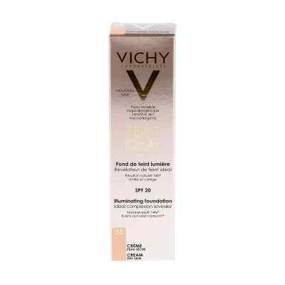 Vichy Teint Ideal podkład rozświetlający w kremie Nr 35