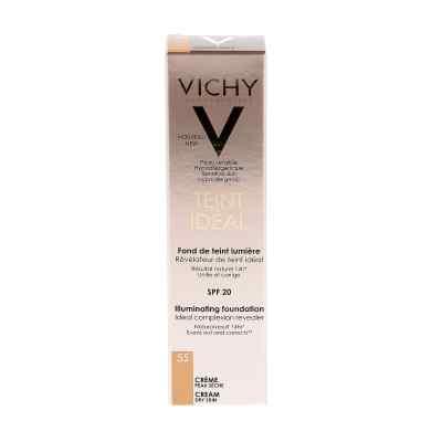 Vichy Teint Ideal podkład rozświetlający w kremie Nr 55  zamów na apo-discounter.pl