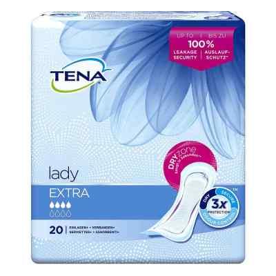 Tena Lady Extra wkładki higieniczne   zamów na apo-discounter.pl