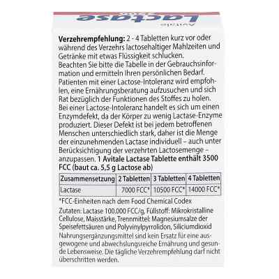 Lactase 3500 FCC tabletki  zamów na apo-discounter.pl