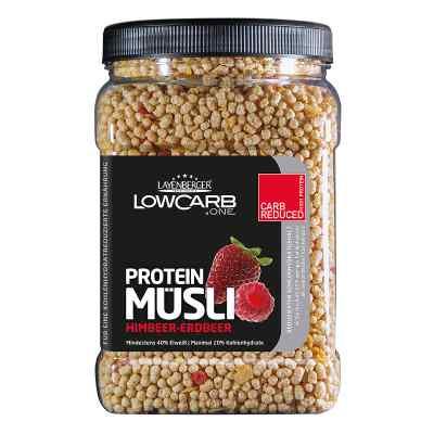 Layenberger LowCarb Musli proteinowe truskawka-malina  zamów na apo-discounter.pl