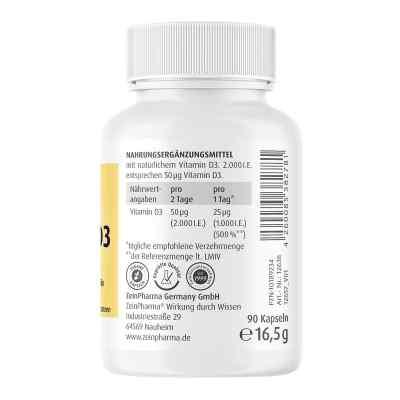 Vitamin D3 2.000 I.e. Kapseln  zamów na apo-discounter.pl
