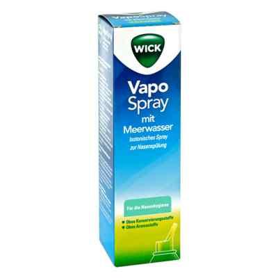 Wick Vapospray zur Nasenspülung Isotonic  zamów na apo-discounter.pl