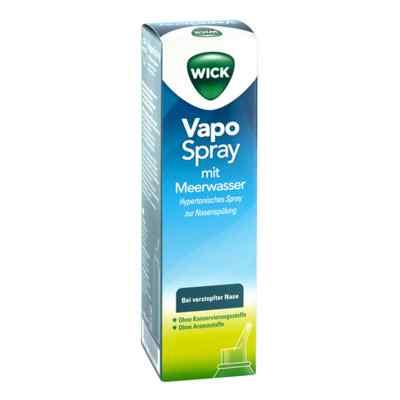 Wick Vapospray hipertoniczny spray do płukania nosa