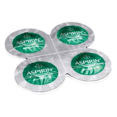 Aspirin 500 mg überzogene Tabletten  zamów na apo-discounter.pl