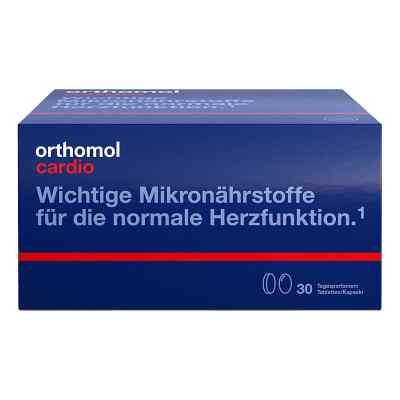 Orthomol Cardio tabletki+kapsułki