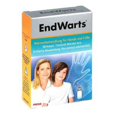 EndWarts roztwór do usuwania brodawek