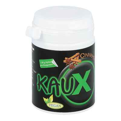 Kaux Zahnpflegekaugummi Cinnamon/zimt mit Xylitol  zamów na apo-discounter.pl