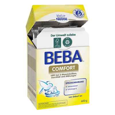 Nestle Beba Comfort Spezialnahrung Pulver  zamów na apo-discounter.pl