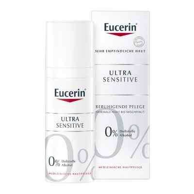 Eucerin UltraSensitive krem dla skóry normalnej i mieszanej  zamów na apo-discounter.pl