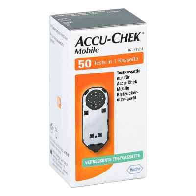 Accu Chek Mobile Kasetka z testami do mierzenia poziomu cukru we  zamów na apo-discounter.pl