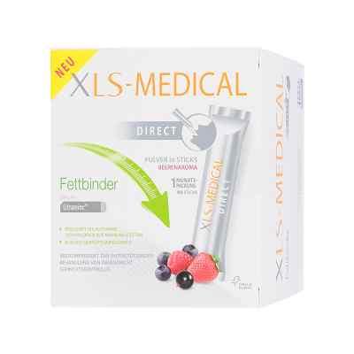 Xls Medical Fettbinder saszetki do bezpośredniego stosowania  zamów na apo-discounter.pl