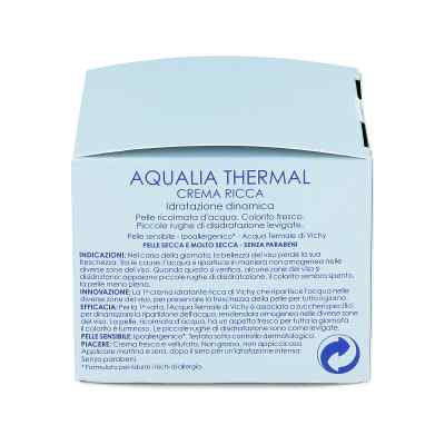 Vichy Aqualia Thermal krem o bogatej konsystencji  zamów na apo-discounter.pl