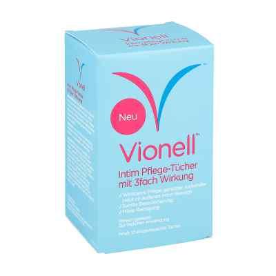 Vionell Intim chusteczki pielęgnacyjne