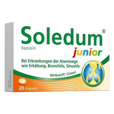 Soledum Kapseln junior 100 mg  zamów na apo-discounter.pl