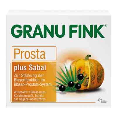Granu Fink Prosta plus Kapsułki na prostatę z owoców sabala  zamów na apo-discounter.pl