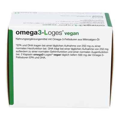 Omega 3-loges vegan Kapseln  zamów na apo-discounter.pl