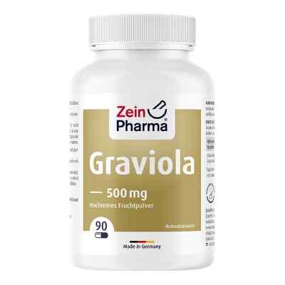 Graviola Kapseln 500 mg/Kap.reines Blattpulv.peru  zamów na apo-discounter.pl