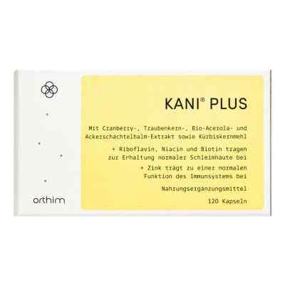 Kani Plus + Kapseln  zamów na apo-discounter.pl