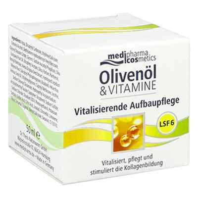 Olivenöl & Vitamine odbudowujący  krem na dzień