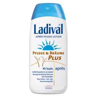 Ladival Pflege&Bräune Plus Apres balsam po opalaniu   zamów na apo-discounter.pl