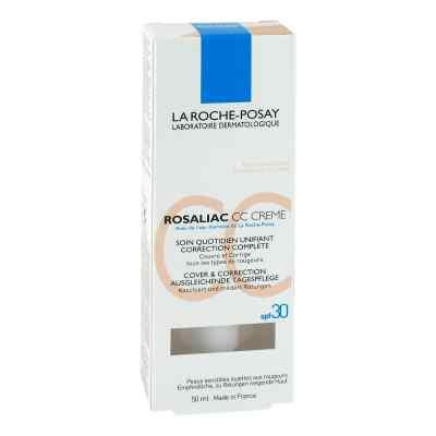 La Roche Posay Rosaliac CC krem pielęgnacyjny na dzień   zamów na apo-discounter.pl