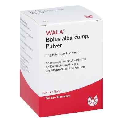 Bolus Alba compositus Pulver  zamów na apo-discounter.pl