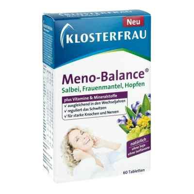Klosterfrau Meno-Balance tabletki   zamów na apo-discounter.pl