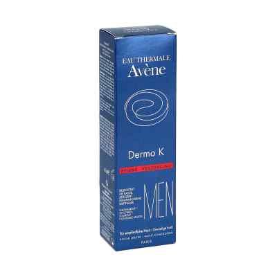 Avene Men Dermo-K krem do twarzy na wrastający zarost