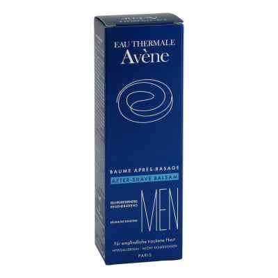 Avene Men balsam po goleniu dla mężczyzn dla skóry suchej  zamów na apo-discounter.pl