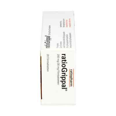 Ratiogrippal 200 mg/30 mg Filmtabletten  zamów na apo-discounter.pl