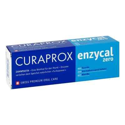 Curaprox enzycal zero pasta do zębów  zamów na apo-discounter.pl