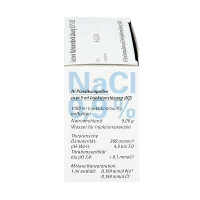 Isotone Natriumchlorid Lösung 0,9% ampułki  zamów na apo-discounter.pl