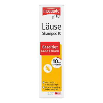 Mosquito med Läuse Shampoo 10  zamów na apo-discounter.pl