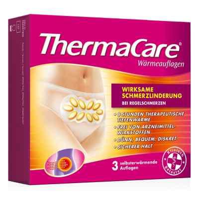 Thermacare plaster rozgrzewający na ból menstruacyjny