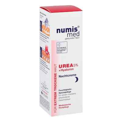 Numis med Urea 5% + hyaluron krem na noc  zamów na apo-discounter.pl