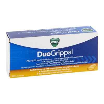 Wick Duogrippal 200 mg/30 mg Filmtabletten  zamów na apo-discounter.pl