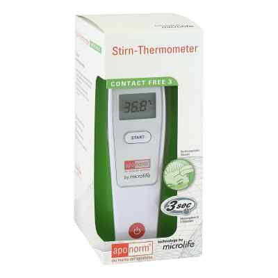 Aponorm Fieberthermometer Stirn Contact-free 3  zamów na apo-discounter.pl