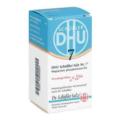Biochemie Dhu 7 Magnesium phosphoricum D  12 Globuli