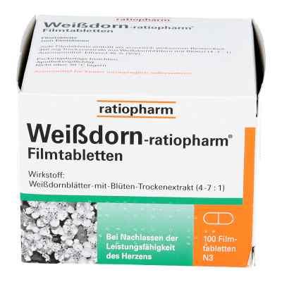 Weissdorn Ratiopharm Filmtabletten