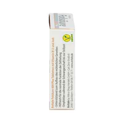 Folsäure 400 Plus B12+jod Tabletten  zamów na apo-discounter.pl