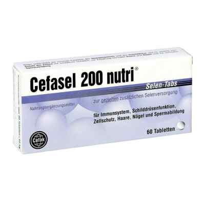 Cefasel 200 z Selenem tabletki   zamów na apo-discounter.pl