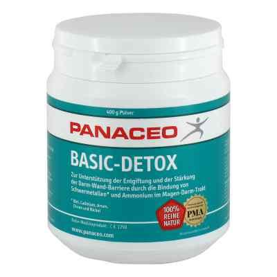 Panaceo Basic-detox proszek  zamów na apo-discounter.pl